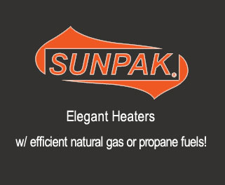 Sunpak Heaters